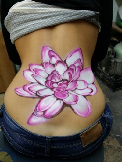 Body painting e tatuaggi